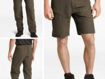 Pantaloni modulari The North Face 2 in 1, treking, măsura M