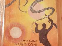Robinsonii cosmosului de Francis Carsac