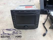 Navigatie GPS Ford Focus mk2 2004-2011 cu touchscreen