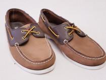Timberland mocasini, pantofi piele naturală, mărimea 39,