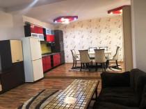 CHIRIE Apartament 3 cam Lux la casa +terasa, str Cuza Voda