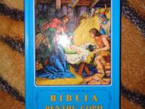 Biblia pentru copii cu ilustratii an1993
