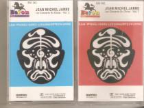 Jean Michel-Jarre-Les concerts en Chine 2 casete