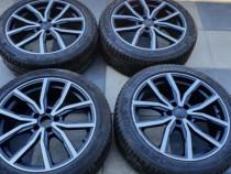 Jante Vw-Audi-Skoda-seat r19 cu cauciucuri iarna