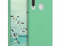 Husa telefon plastic huawei p30 lite liquid mint produs nou