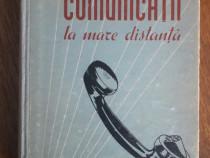 Manual vintage Comunicatii la mare distanta / R1F