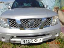 Grila fata Nissan Navara D40 Pathfinder grila cu emblema