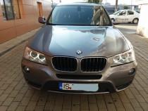 BMW X3, F25, XDrive, Bi-Xenon, 4x4,Euro 5,Istoric BMW