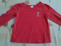Bluza rosie LC Waikiki 74-80