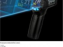 Termometru profesional cu functie masurare umiditate