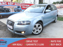 Audi a3 / 2.0 tdi / 140 cp / rate fixe / garantie