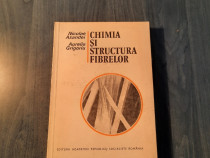 Chimia si structura fibrelor Nicolae Asandei