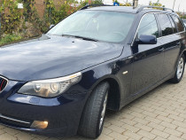 Bmw 520d e61 facelift fab 2009 2L euro5  Navi Piele..