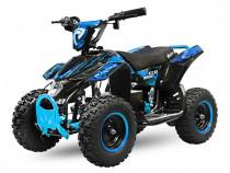 ATV electric Deluxe ECO Maddox 800W 36V cu 3 Viteze #Blue