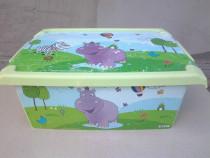 Hippo by OKT - cutie depozitare - copii 38 x 29 x 13 cm