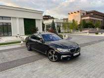 BMW 740 G11 Xdrive M pachet, faruri laser, trapa, soft close
