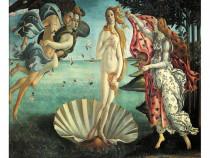 Tablou Botticelli Birth of Venus 120 x 140, 100%bumbac, cali