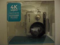 KITVISION Escape, Model KVESCAPE 4KW, camera video sport 4K,