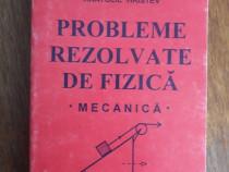 Probleme rezolvate de fizica, Mecanica - Anatolie Hristev