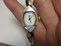Ceas dama din argint masiv 925 si sidef natural