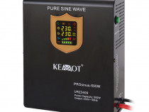 UPS pentru centrala termica Kemot URZ3409,12V, 500W