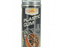 Spray Vopsea Champion Color Cauciucata Plastic Gum Argintiu