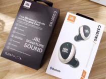 Casti in ear JBL C330TWS, stereo, bluetooth v5.0, wireless,A