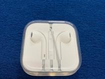 Casti Apple EarPods Jack 3.5mm Stereo pentru Iphone