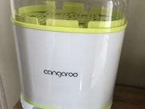 Sterilizator biberoane 2/1 functie de gatire aburi Cangaroo