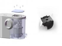 Pompa de deseuri pentru toaleta Aquamatix Silencio 3