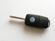 Cheie briceag originala Volkswagen 3 butoane hlo 1ko 959 753