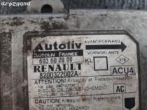 Calculator airbag Reanult Megane II, AUTOLIV cod - 603602900