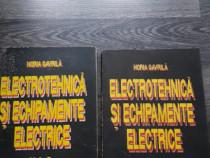 H gavrila electrotehnica si echipamente electrice