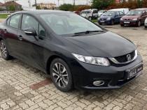Honda civic 1.8 benzina+gpl , 141 cp , 2016