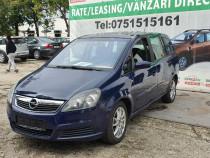 Opel Zafira,1.9 Diesel,7 locuri,2007,Finantare Rate