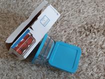 Cutii din sticla depozitare mancare
