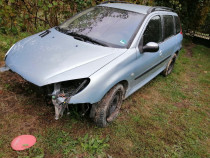Peugeot 206 sw 2.0 hdi rhy avariat sau piese