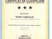 Autorizare si Evaluare Restaurante