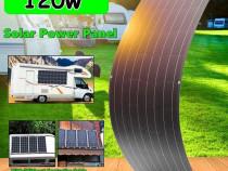 Panouri Solare Fotovoltaice Flexibile 120WMonoCristallyn Kit