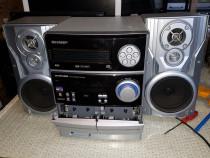 Combina audio sharp