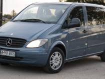 Mercedes Vito 115 9 locuri CU CLIMA - an 2005, 2.2 Cdi (Di