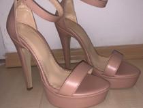 Sandale Minelli boutique nude