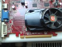 Placa video Ati Radeon HD 6570, 1 GB, GDDR3, 128bit- Low Pro