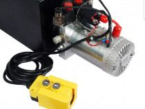 Pompa Electrohidraulica Basculare 12V 2.2kW 8/15L NOU