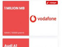 Cartele Vodafone Cu 1.000.000 MB