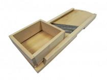 Razatoare de Varza Manuala, 3 cutite, Sertar Mobil, 650mm