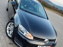 Volkswagen golf 7, highline 2014, 2.0-150 cai, istoric la vw