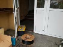 Schimb garnitură la ferestre și usi termopan pvc