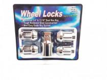 Set Prezoane Antifurt Wheel Locks M14X1.5