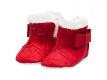 Botosei de iarna casual bebe | Botosei imblaniti casual fete